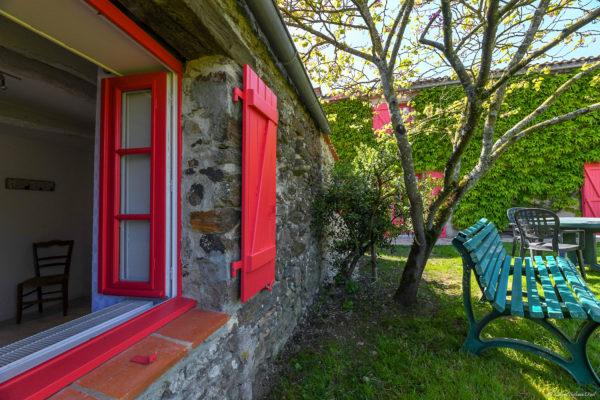 Gite avec piscine intérieure en Vendée