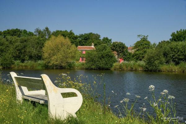 Gîte de pêche avec balade autour de l'étang
